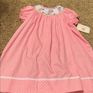 NWT - Smocked Dress